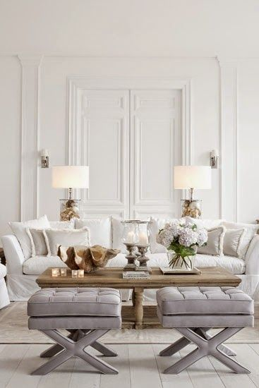 Nunca pasa de moda y siempre es elegante el estilo for Decoracion de interiores clasico elegante