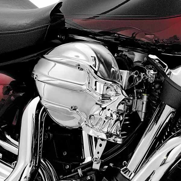7832  Deluxe Neck Covers Electra Glide ROAD KING STREET FREE SHIP NEW Kuryakyn