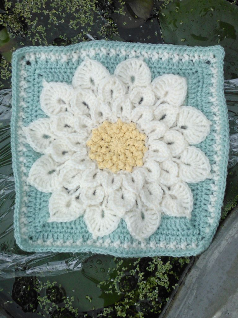 Ravelry: The Crocodile Flower by Joyce Lewis   Proyectos que ...
