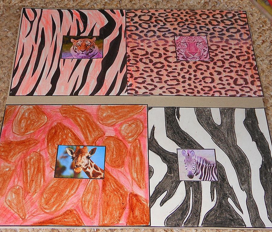 Pelages animaux africains afrique pinterest afrique - Animaux afrique maternelle ...