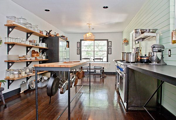 Key Traits of Industrial Interior Design | Industrial kitchens ...