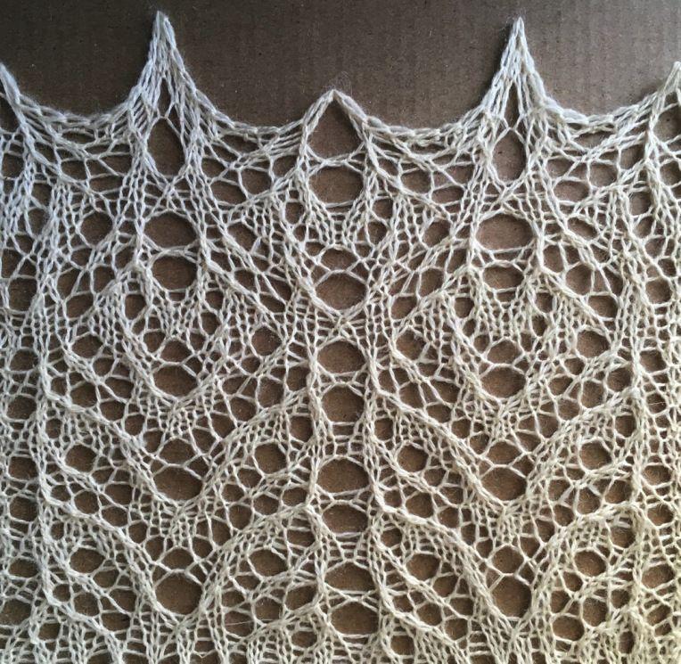 Unicorn A Free Lace Knitting Stitch Pattern Lace Knitting