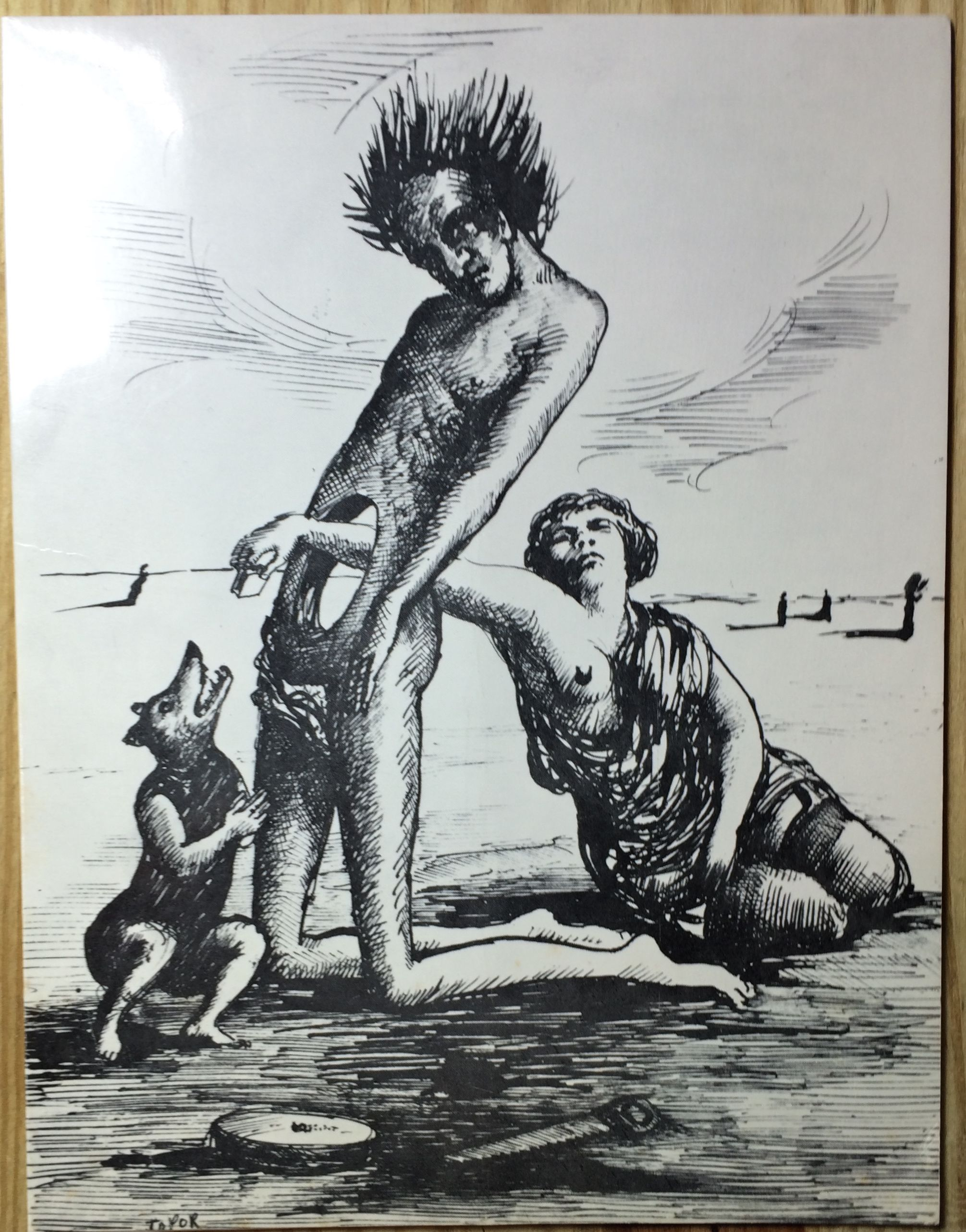 Image Result For Roland Topor Art