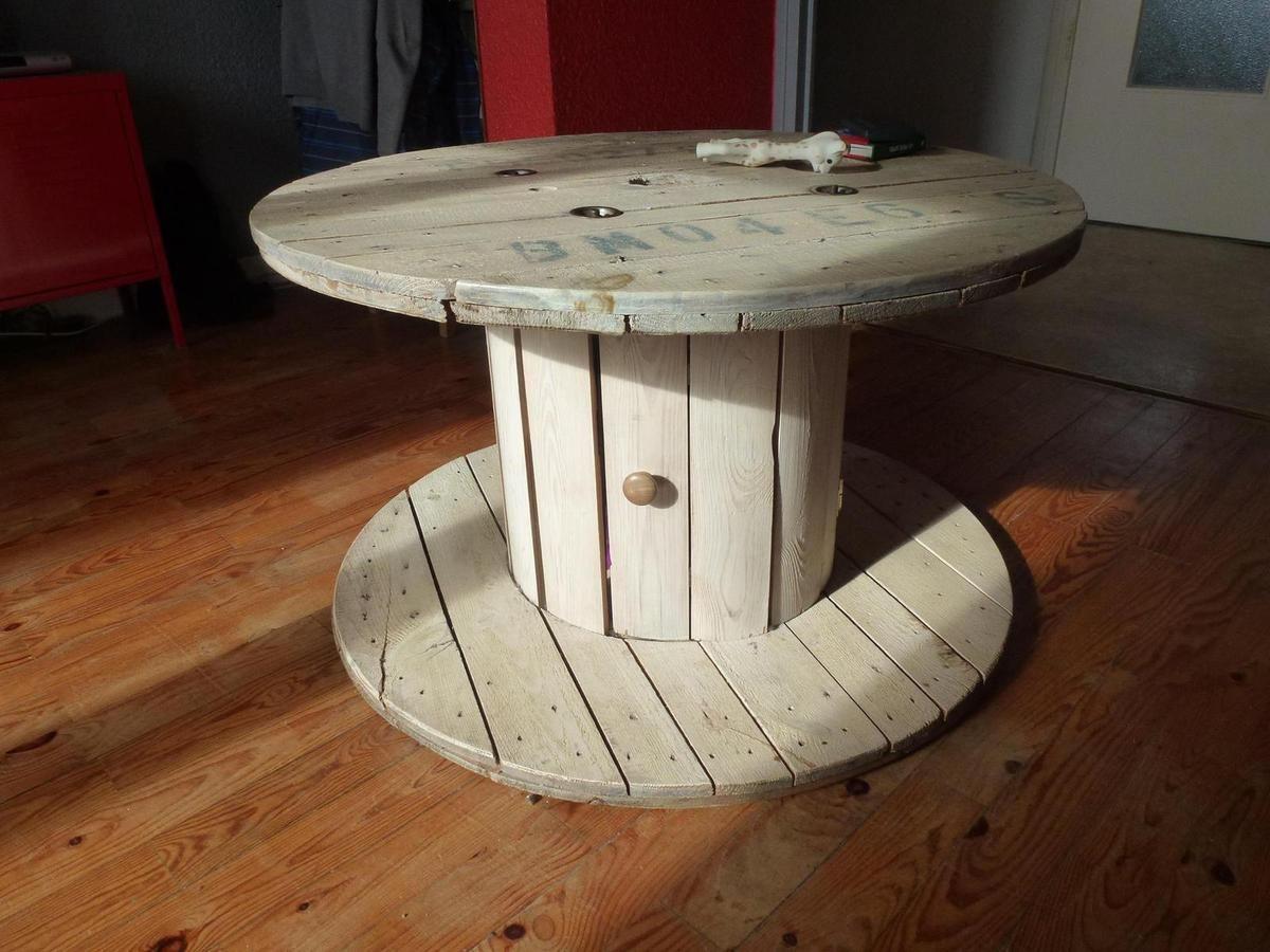 id e le recyclage des tourets touret pinterest touret le recyclage et recyclage. Black Bedroom Furniture Sets. Home Design Ideas