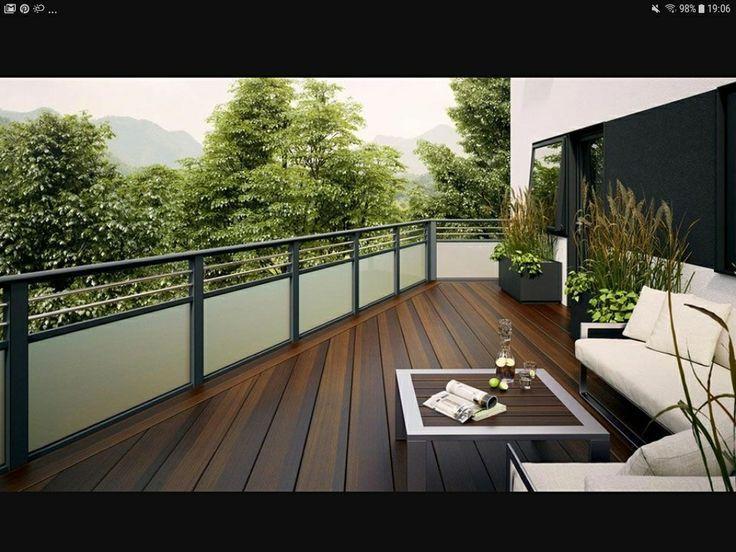 Pin von Gartenbau auf Gartenbau in 2019 Balkon zaun