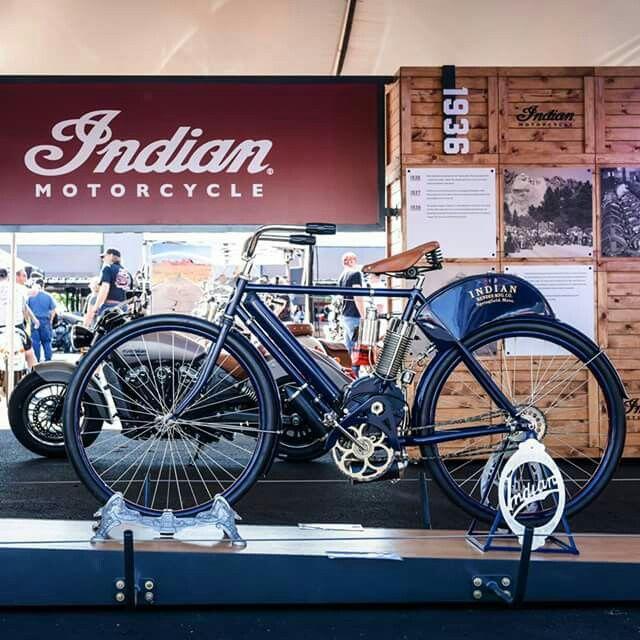 1903 Indian Camelback Motos Antiguas Bicimoto Vieja Escuela