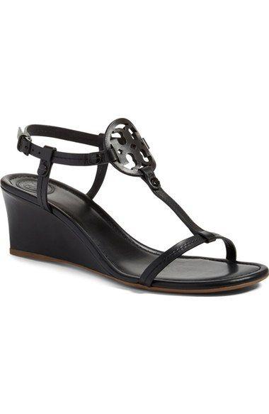 edecd84efa670d TORY BURCH Miller Wedge Sandal (Women).  toryburch  shoes  sandals ...