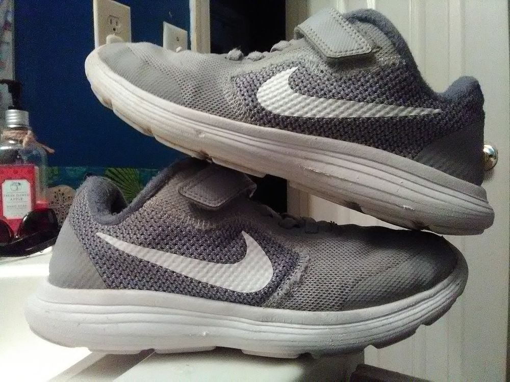 899a59e67f Toddler Boys Nike Revolution Athletic Running Shoes size 1.5 #fashion  #clothing #shoes #accessories #babytoddlerclothing #babyshoes (ebay link)