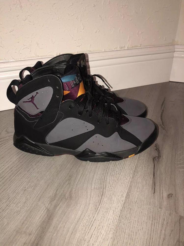 size 40 2841c abff5 Jordan Retro 7s Bordeaux Sz 10 #fashion #clothing #shoes ...