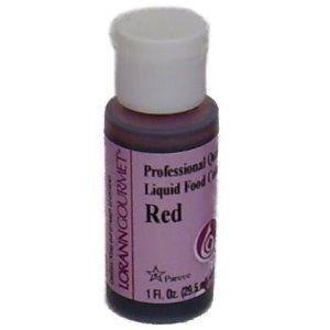 Liquid Red Food Coloring LorAnn Oils   Food / cravings   Pinterest ...