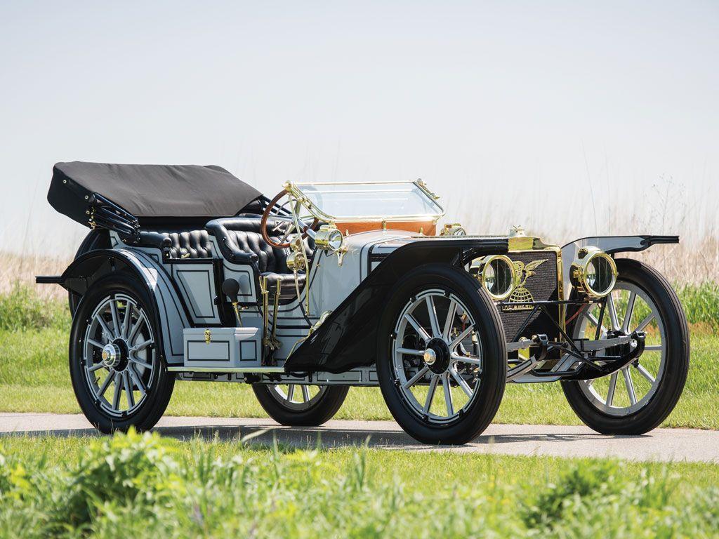 1910 American Underslung Traveler Toy Tonneau 1 of 1   Must Have ...
