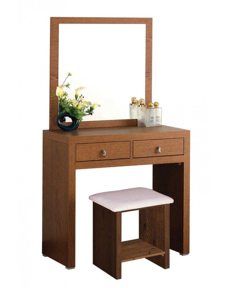 100% Assembled Wood Modern Dressing Table Set | Dressing tables ... for Dressing Table Wooden Dressing Table Wooden Dresser  192sfw