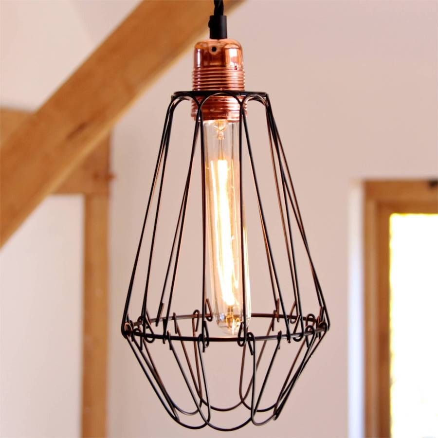 Cage wire lamp shade home pinterest bedrooms and house cage wire lamp shade home sale greentooth Images
