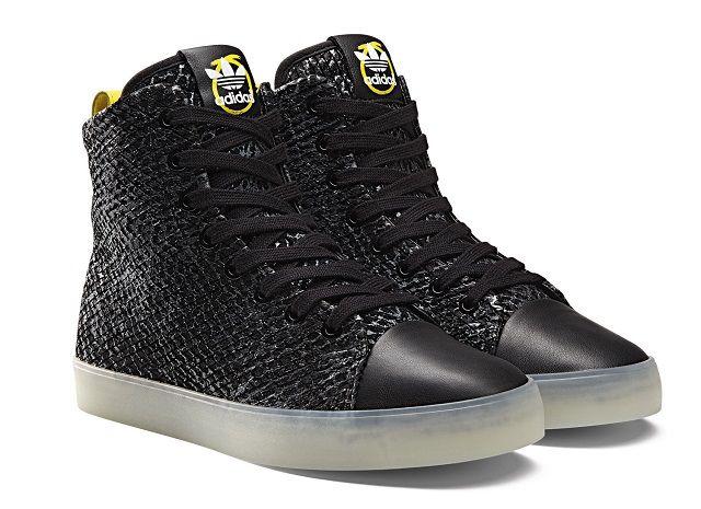 Adidas Originals et Rita Ora pr�sentent leur collection Black Pack!