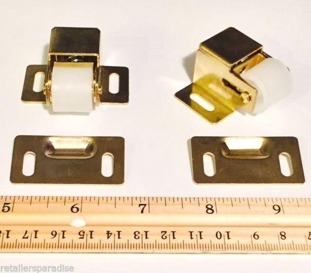 Other Cabinet Hardware 180963: 6 Sets!! Home Rv Camper Boat Bus Furniture  Cabinet