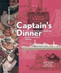 captains dinner, recept en het verhaal erachter.