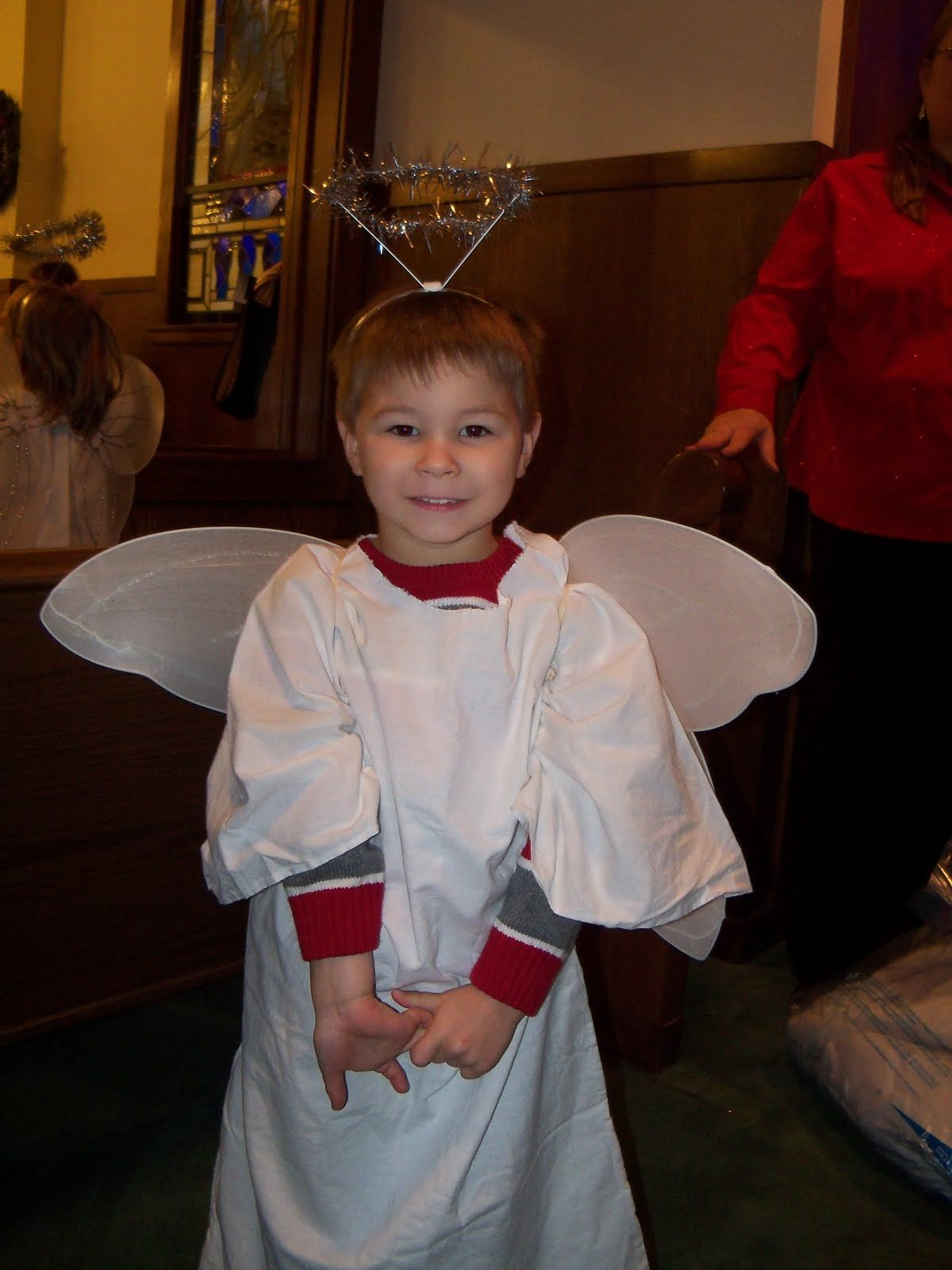 Boy Angel Costume Angel costume for boys i took | Ministry ...