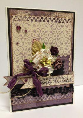 Riddersholm Design: Birthday card