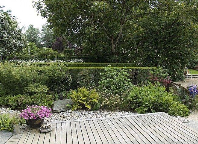 installer une terrasse en lames de bois am nagement de l. Black Bedroom Furniture Sets. Home Design Ideas