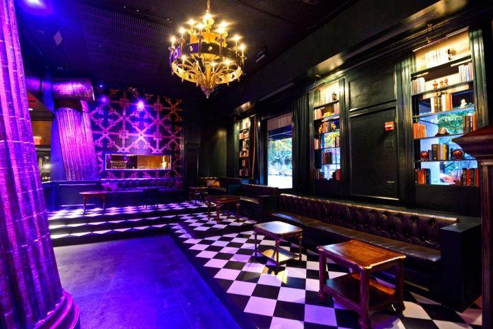 ночной клуб топ бар