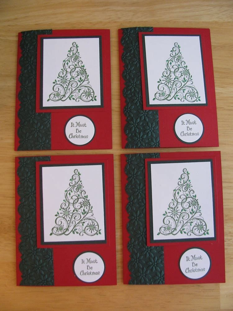 Image result for Stampin Up Handmade Christmas Card Ideas | holiday ...