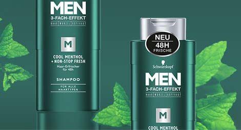 Schwarzkopf shampoo test
