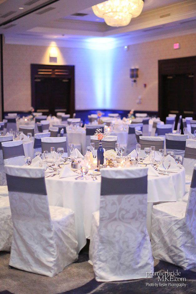 Milwaukee Marriott West Wedding Reception Image By Resler
