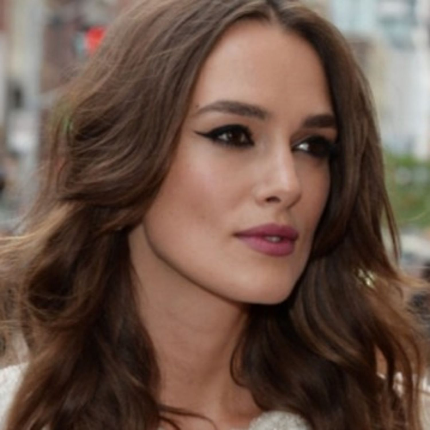 found the perfect lipstick shade for fall 2014 thanks keira knightley