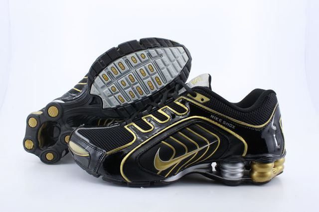 Nike Shox R5 Mens Black and Gold Shoes will be the best Running Shoes For  you