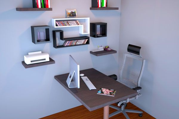 compact office design. Home Office Design Ideas. Compact