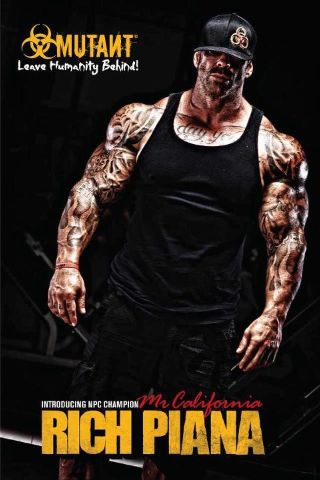 Rich Piana Is Very Inspirational And Intelligent I Love His Motto I Don T Want To Be Doing Bodybuilding Motivation Bodybuilding Quotes Best Shoulder Workout