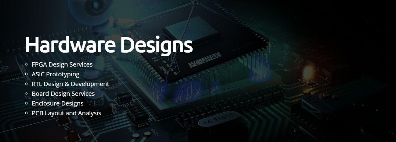Embedded Hardware Digital System Design Services Service