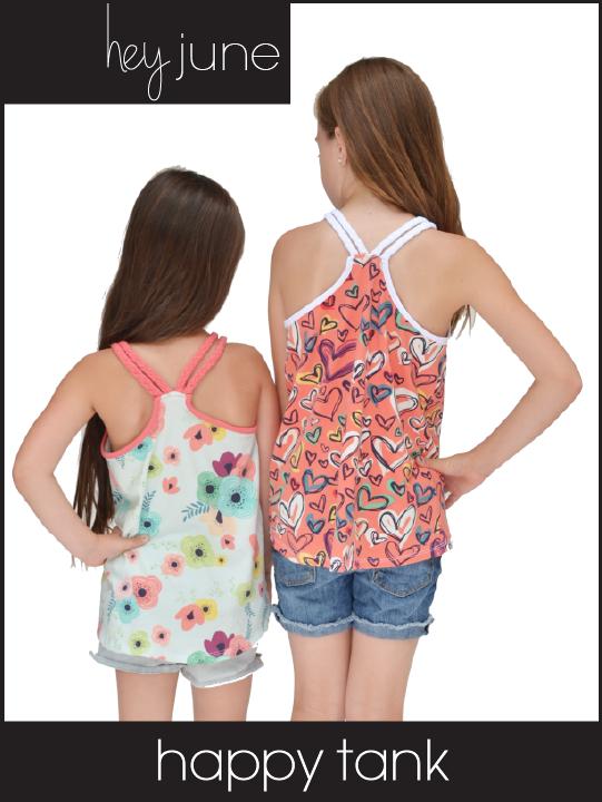free pattern - HappyTankCover-04 | Free Sewing Patterns/Children ...