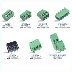 Pcb Mount Terminal Block With Images Techno System