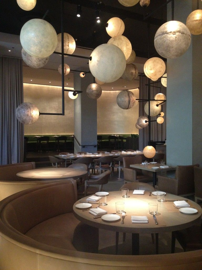 The public hotel in chicago interior by christian liaigre - Commercial interior design chicago ...