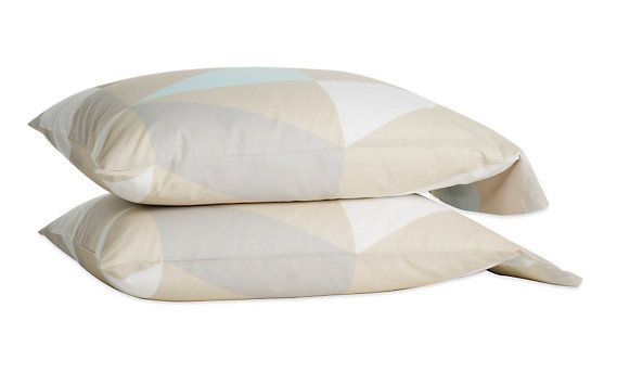 DWR Diamond Standard Pillow Case Pair