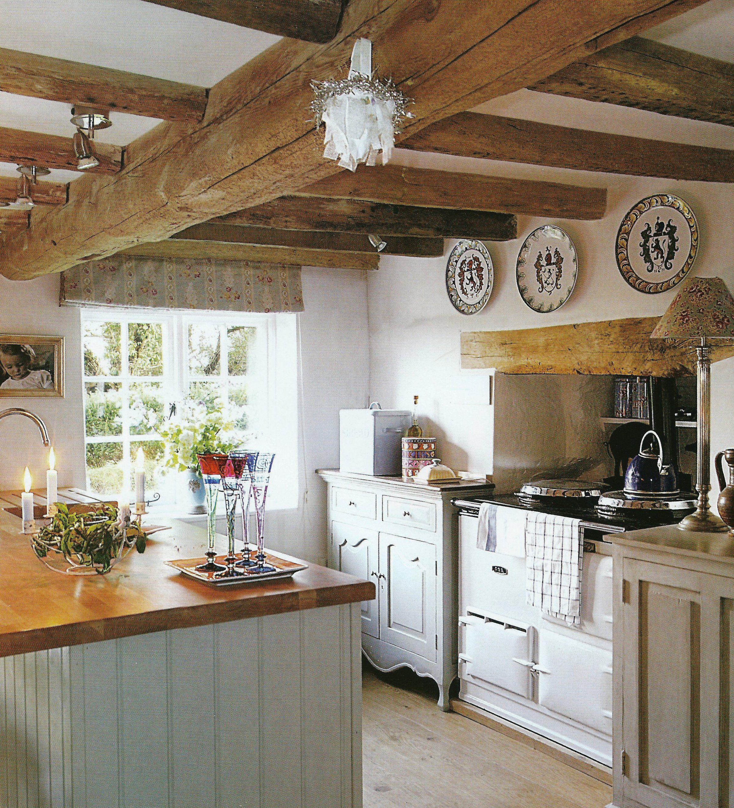 Such a gorgeous kitchen | Cocinas | Pinterest | Cocinas, Campo y De ...