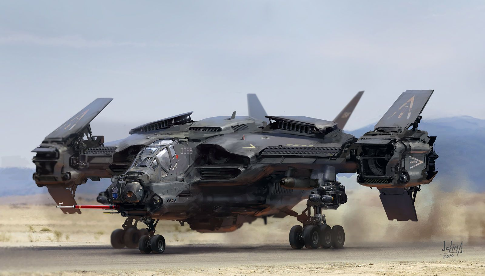 3d gunship bombardier