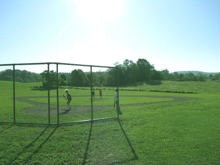 Id have a baseball field in the back garden. If you build ...