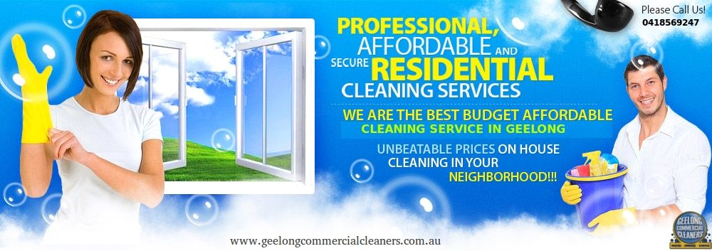 Geelong commercial cleaners provide a cleaning services in geelong