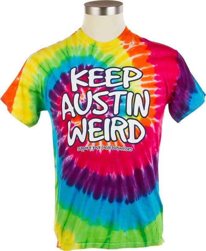 Keep Austin Weird Shirts 4