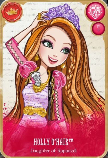 ever after high イラスト フリー素材