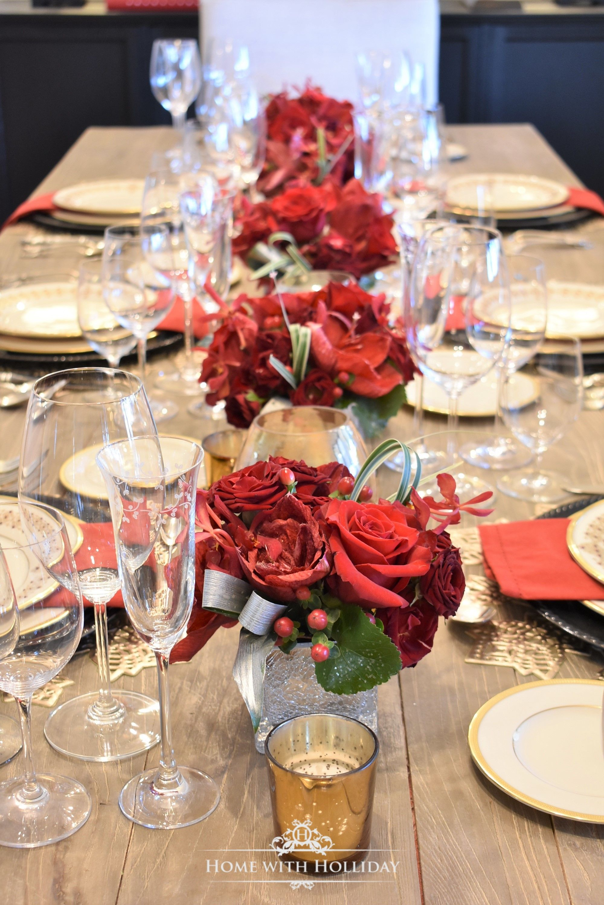 Romantic Valentine S Day Home Decor Ideas Home With Holliday In 2020 Wine Tasting Christmas Table Settings Table Setting Etiquette