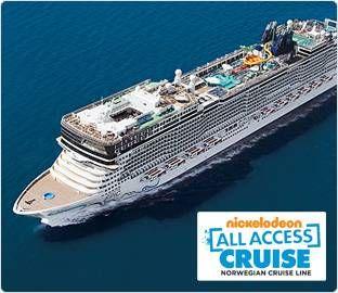 Nickelodeon Cruise Travel Vacation Pinterest Cruises And - Nickelodeon cruise ships