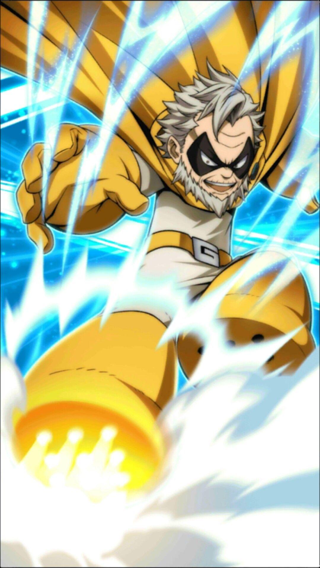 Gran torino My hero, Hero wallpaper, My hero academia manga