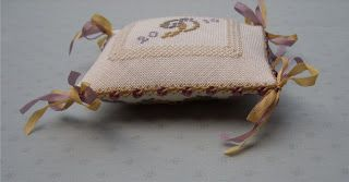 """For Needlework Smalls lovers all over. PLEASE post your Needlework Smalls finishes. Let's make this the largest source of Smalls """"Inspiration"""" on the net.  Please make sure your Smalls are in a finished form..pinkeeps, scissor fobs...and so on. ~BeckySC~"""