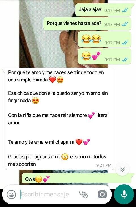 Conversaciones Whatsapp De Amor Conversaciones Whatsapp Frases Bonitas Para Enamorados Textos De Buenas Noches