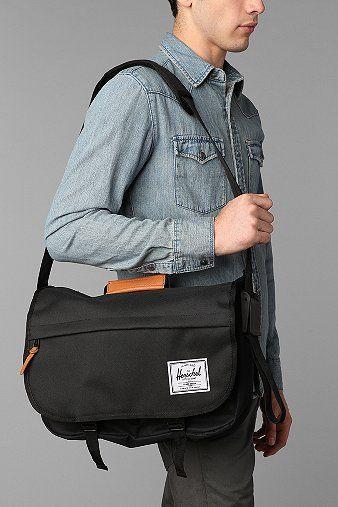 e82e3f332e2 Herschel Supply Co. Mill Messenger Bag
