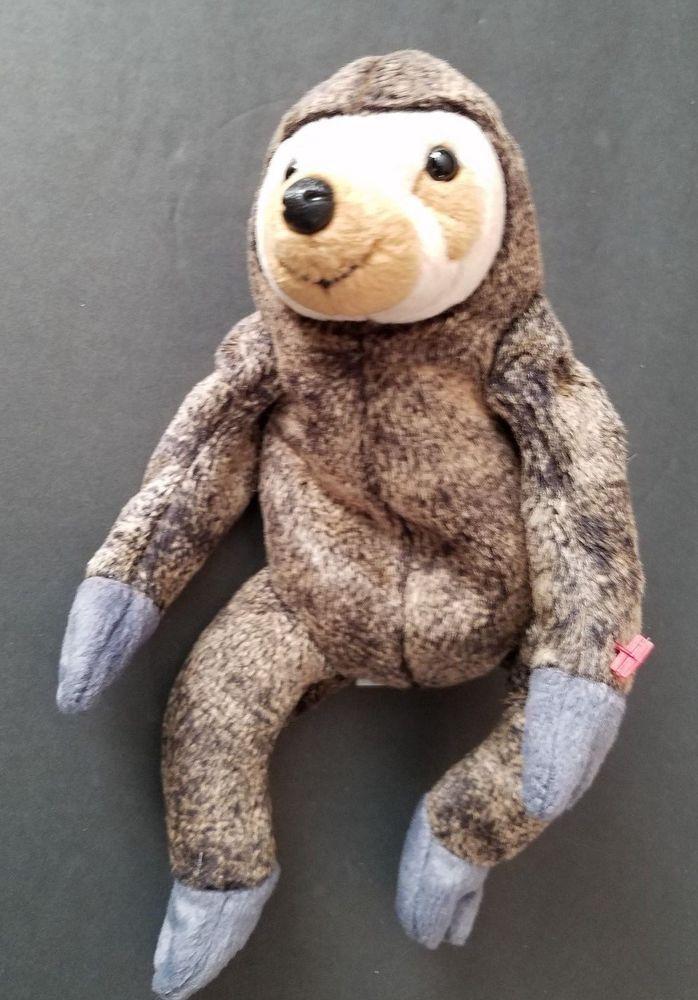 731f96edcd2 Slowpoke sloth Ty Beanie Babies w tags plush toy  Ty  Beanie