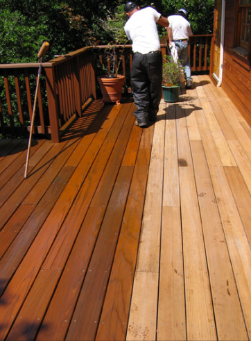 Oil Based Stain For Decks Wood Stains Armstrong